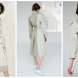 Discount on Trench coat SS2016 20-30%